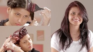 How To Color Your Hair At Home | Quick & Effortless