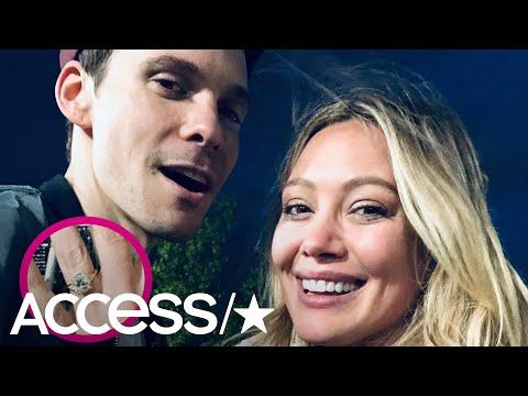 Hilary Duff Is Engaged To Boyfriend Matthew Koma – See Her Massive Ring!