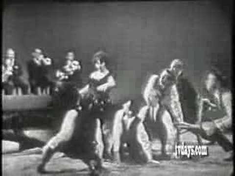 CHITA RIVERA DANCING LEGAND 1960
