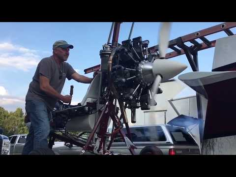 Thumbnail: First Modern Radial Pusher Gyroplane Gyrocopter