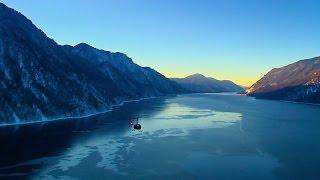 Горный Алтай (вертолетные съёмки) Nature of Altai Mountain(Aviamarket Altai Heliport. Полет на вертолете в Горном Алтае в феврале 2014 года. Взлет у базы Турсиб. Полет над горами..., 2014-05-09T16:47:28.000Z)