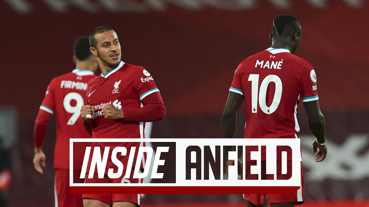 Download Inside Anfield: Liverpool 2-0 Southampton   The best view of LFC's win against the Saints