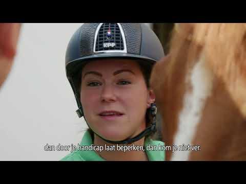 Sanne Voets | Uniek Sporten Brabant