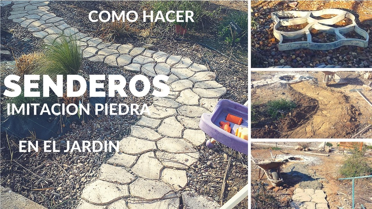 How To Make Paths In The Garden Easy Diy