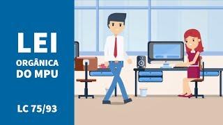 LC 75/93 - Lei Orgânica do MPU - Das Disposições Gerais (Arts. 1° ao 5°)