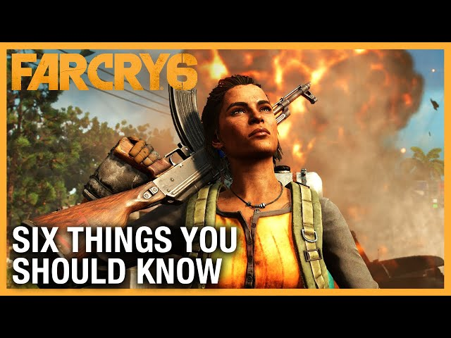 Far Cry 6: Six New Features Fresh to Far Cry | Ubisoft [NA]
