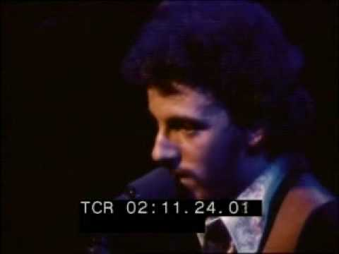 Wild Billy's Circus Story (Circus Song) Bruce Springsteen 1973 PRO SHOT by CBS