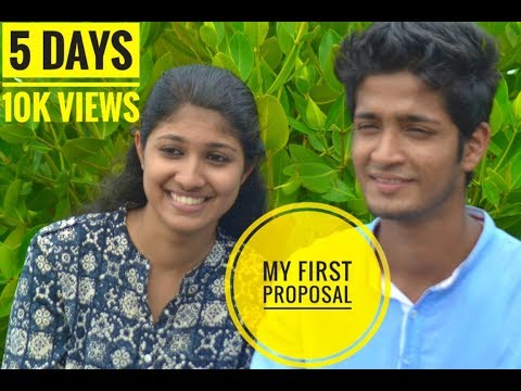 Malayalam Short Film | MY FIRST PROPOSAL |2k17