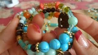 Handmade Jewelry using BeadBoxBargain beads
