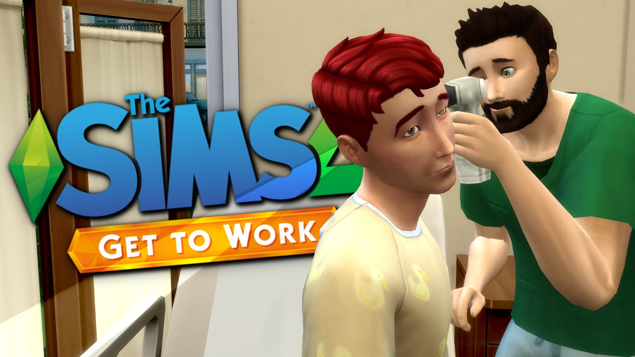 nurse kevin sims doctor career the sims funny highlights nurse kevin sims 4 doctor career the sims 4 funny highlights 54