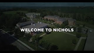 Gambar cover 2018 Welcome to Nichols College