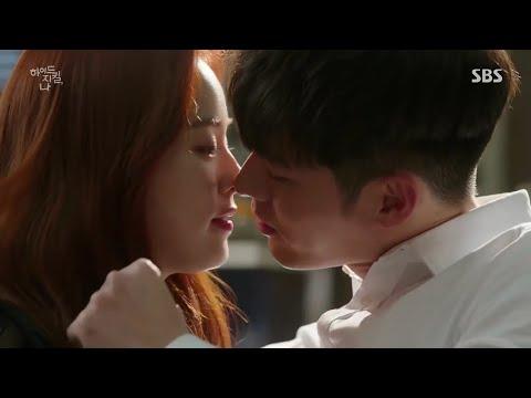 Страстный Поцелуй Хён Бина и Хан Чжи Мин в дораме \