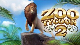 [#6] Luźna gra - Zoo Tycoon 2 - Centrum rehabilitacji zwierząt Wolverton (1/2)