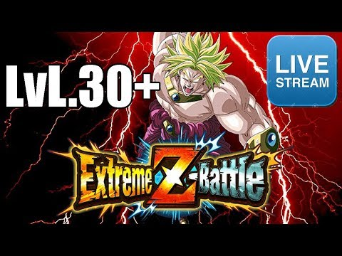 Discussing LR Beerus, 3.8.3 update while doing EZA Broly lvl.30+ Challenge💪 DBZ Dokkan Battle