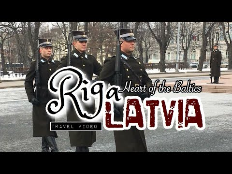 TRAVEL VIDEO | In the Baltic State of Riga, Latvia