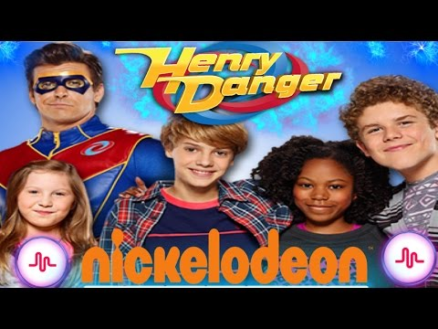 Henry Danger Musical.ly | Top Nickelodeon Stars Henry Danger Funny Musically