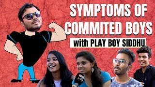 Symptoms of Committed Boy & Committed Girl ?? | Aaniye Pudunga Venam with VJ Sidhhu | IBC Tamil