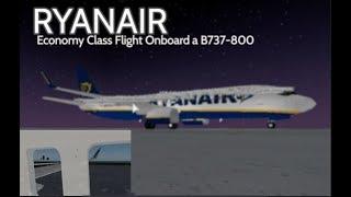 RyanAir Flight! | ROBLOX
