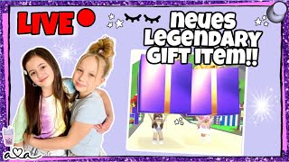 Neues LEGENDARY GIFT in ADOPT ME holen mit Isi  ❤ Alles Ava Gaming