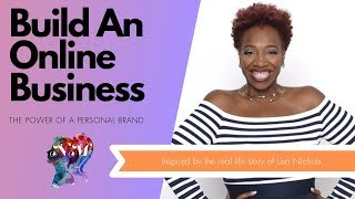 Lisa Nichols | How To Build An Online Business | The Power Of A Personal Brand