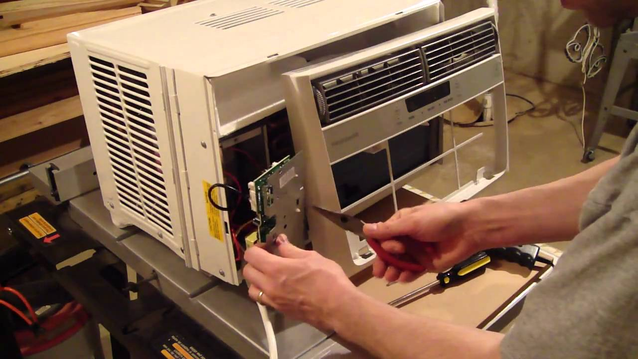 maxresdefault prevent your frigidaire window air conditioner from beeping youtube wiring diagram for frigidaire air conditioner at mifinder.co