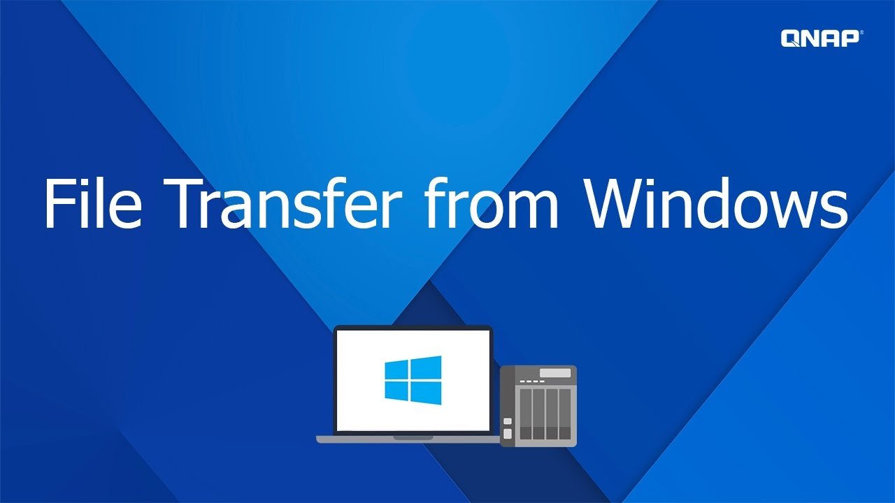 QNP110 - File Transfer from Windows