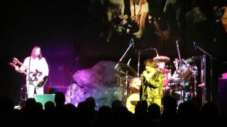 The Musical Box-The Grand Parade Of Lifeless Packaging(Live London 21/04/2013)