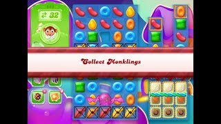 Candy Crush Jelly Saga Level 948 (3 star, No boosters)