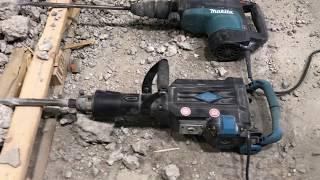 Sturm RH 2521P или Makita 5201c. Отбойный молоток или перфоратор?