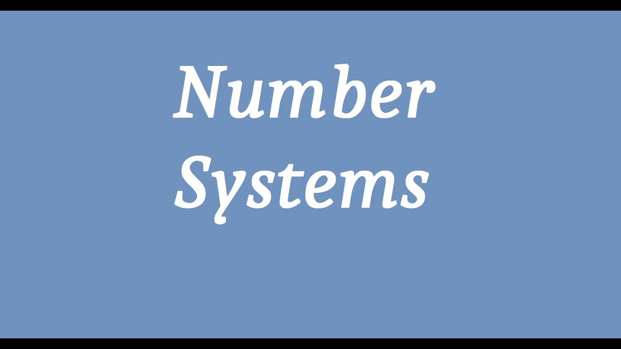 Converting Arabic Numerals To Roman Numerals Example 1