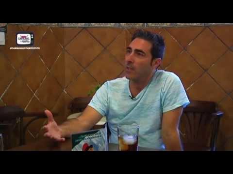 Entrevista a Antonio Martínez Ares en Carnaval y Punto Tv 25-06-2015