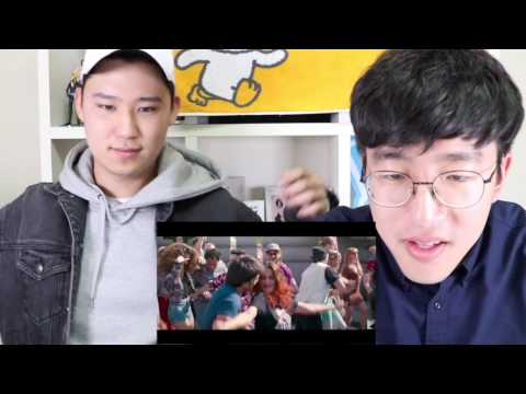 Nashe Si Chadh Gayi Song - KOREAN REACTION!