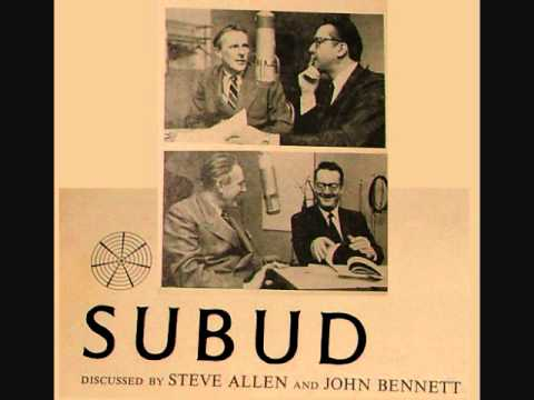 What is Subud? A Discussion By John Bennett and Steve Allen