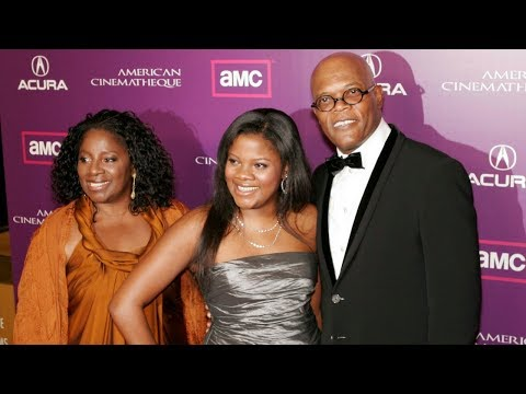 SAMUEL L. JACKSON – FAMILY PHOTOS ► WIFE LATANYA RICHARDSON ★ DAUGHTER ZOE JACKSON ★ FATHER ★ MOTHER