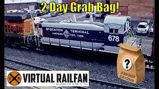 Virtual Railfan Grab Bag 2/20-…