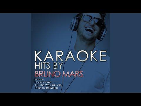 Lighters (In The Style Of Bruno Mars) (Karaoke Version)