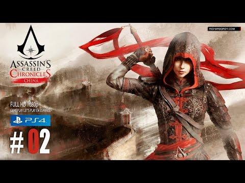 Assasins Creed Chronicle China - El Retorno - PS4 - Español ★Gameplay