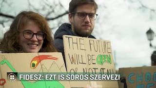 A Fidesz szerint újabb Soros szervezés 2019-04-23