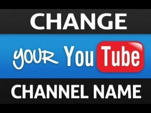 how to change your youtube username august 2017 still working youtube. Black Bedroom Furniture Sets. Home Design Ideas