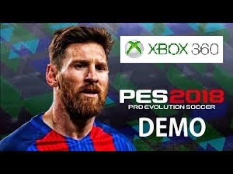pes 2018 demo download xbox 360