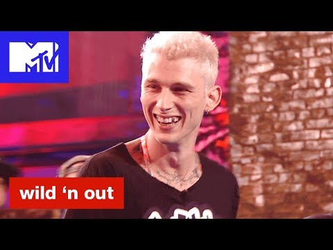 Machine Gun Kelly Is Not Eminem | Wild 'N Out | #Wildstyle