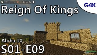 Interior Designs | Reign Of Kings Base Building | S01e09