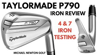 P790 irons review