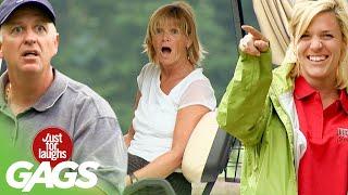 Best of Golf Pranks | Just For Laughs Compilation