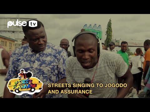 Nigerians Sing to Jogodo By Tekno and Assurance By Davido | Street Karaoke | Pulse TV