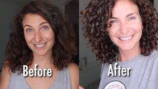 Curly Hair Problems? What And Why You Should Do This!   | Jannelle