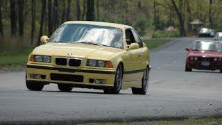 E36 M3 vs Mustang GT vs TL-Type S
