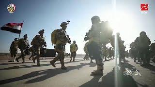 القوات المسلحة المصرية تنفذ مناورة (قادر 2020) بمشاركة الأسلحة المنضمة حديثًا