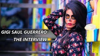 GIGI SAUL GUERRERO INTERVIEW CRYPTICON SEATTLE 2016
