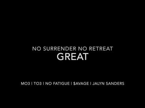 Great Lyrics - Montana of 300 x Talley of 300 x No Fatigue x Jalyn Sanders x $avage